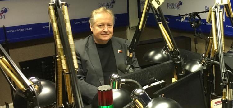 С.П.Обухов на радио «РСН» о Всероссийской акции протеста и предстоящем митинге в Краснодаре: Пару суперяхт олигархов — и есть деньги на закон о «детях войны»
