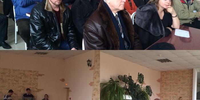 Краснодар. С.П.Обухов на встрече с представителями малого бизнеса: При организации платных парковок нарушен базовый принцип справедливости