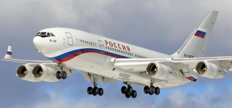 В КПРФ предлагают использовать больше Ил-96 в пассажирских перевозках в России
