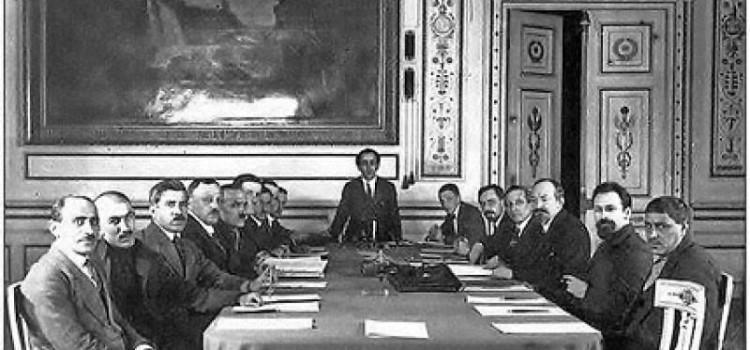 В.Ф. Рашкин и С.П. Обухов предлагают денонсировать договор о дружбе и братстве 1921 года между РСФСР и Турцией