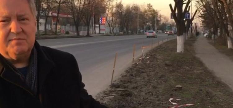С.П.Обухов: «Косяки» мэрии на Ростовском шоссе в Краснодаре вызывают справедливое возмущение жителей