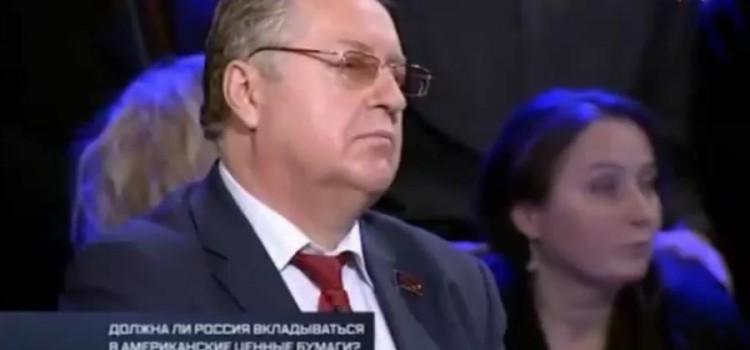 С.П.Обухов на дискуссии в программе «Процесс» («Звезда»): Хватит кормить Обаму, пора вернуть деньги в экономику России
