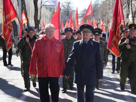 С.П. Обухов потребовал от прокуратуры наказать городских чиновников за попытку срыва шествия и митинга коммунистов 23 февраля в Краснодаре