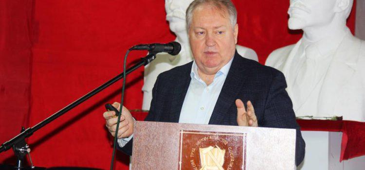 С.П. Обухов в Брянске: «Мы выставим на выборах широкий антиедроссовский фронт»