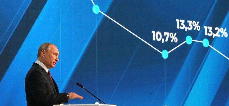 С.П. Обухов — «Свободной прессе»: Путин дал понять, что будет сидеть до последнего, а делить пирог между олигархами и народом все сложнее
