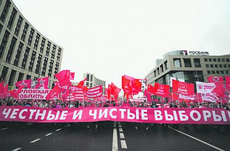 Независимая газета: КПРФ взяла на себя роль «третьей силы»
