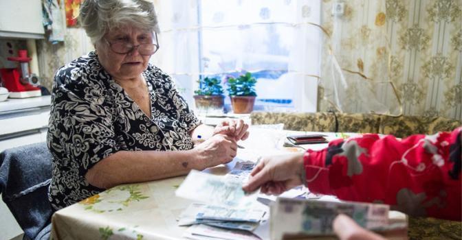 Пенсии: Старикам к 2022-му обещают 18000 руб, а нужно сегодня 25000, чтобы не умереть