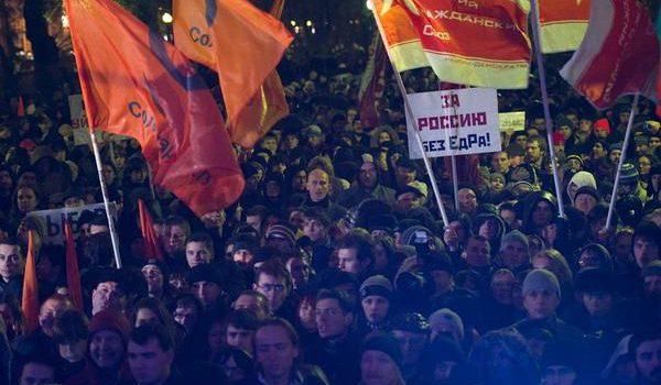 С.П. Обухов — Накануне.RU: «У нас каждое голосование – не выборы, а спецоперация!»