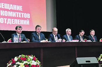 «Независимая газета» про позицию КПРФ по конституционным поправкам президента
