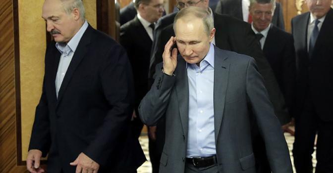 Доктор политических наук С.П. Обухов — «Свободной прессе»: Есть  вероятность, что Белоруссия повторит путь Украины