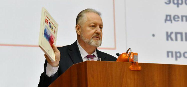Сергей Обухов в интервью РИА «Новый День»: «Это стеб и троллинг низкого пошиба»: коммунисты выступили против даты всенародного голосования