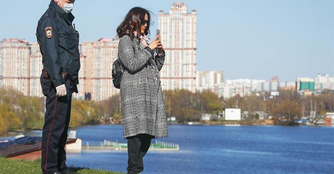 Сергей Обухов — «Свободной прессе»: Выйдя из коронавируса, Россия провалится в «1984-й»