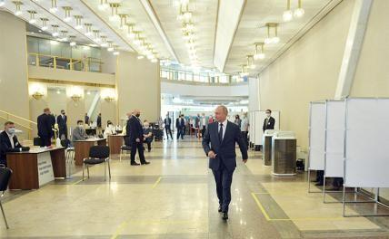 Сергей Обухов — «Свободной прессе»: Кремль по итогамголосования по поправкам к Конституции поставил президента в уязвимое положение