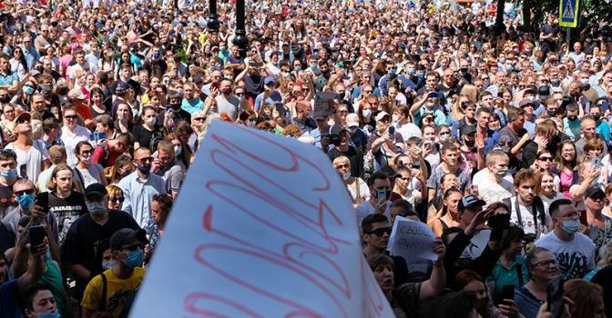 Сергей Обухов — «Свободной прессе»: «Фургал встал Кремлю поперек горла»