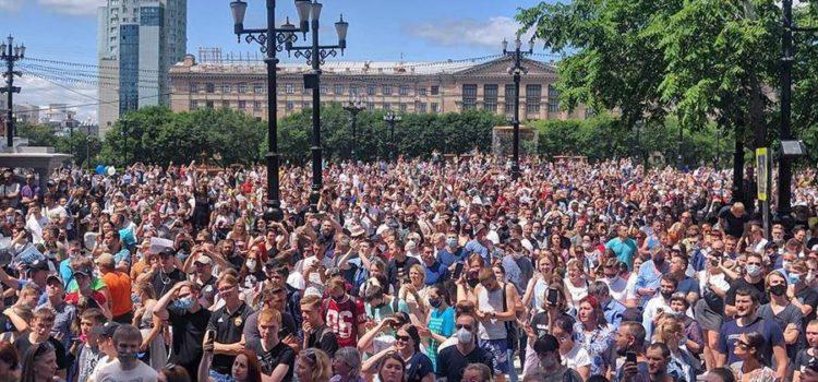 Сергей Обухов про «хабаровский бунт»: очевидное и не очевидное