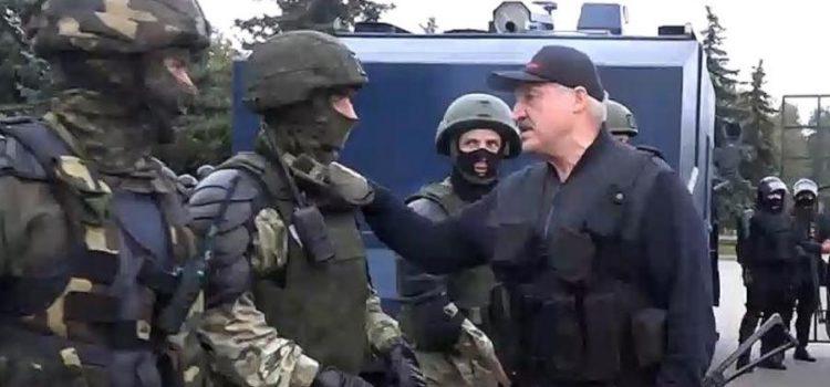 Сергей Обухов про диспозицию на «белорусском фронте» и ситуацию с «отравлением» Навального
