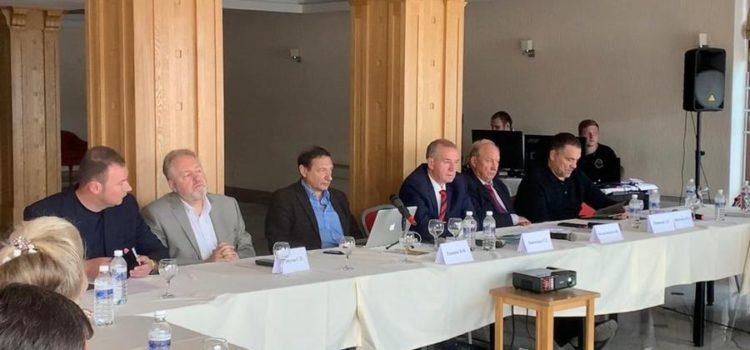 В Иркутской области под эгидой КПФ открылась Международная конференция левых сил