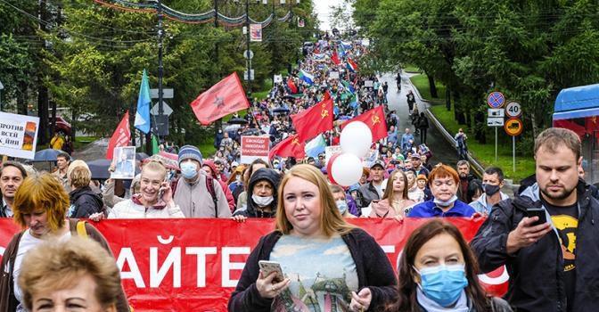 Сергей Обухов — «Свободной прессе»: 100 дней протеста: «Хабаровские голуби» клюнут Кремль не только на выборах-2021