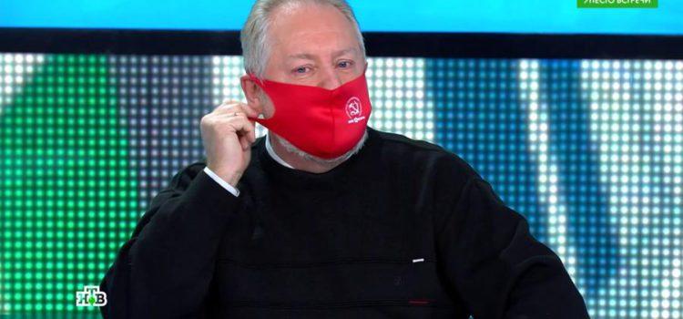 Сергей Обухов на НТВ об антиковидных мерах властей: Хватит устрашать и невротизировать общество