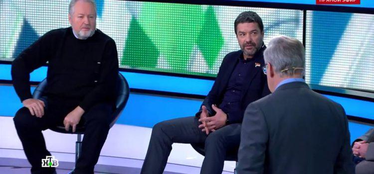 России нужно менять курс и наращивать мускулы: Сергей Обухов и Александр Ющенко об обвинениях в адрес России со стороны Запада