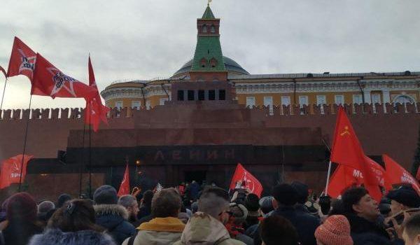 Сергей Обухов – «Накануне.RU»: Про новый вброс о выносе тела вождя из Мавзолея
