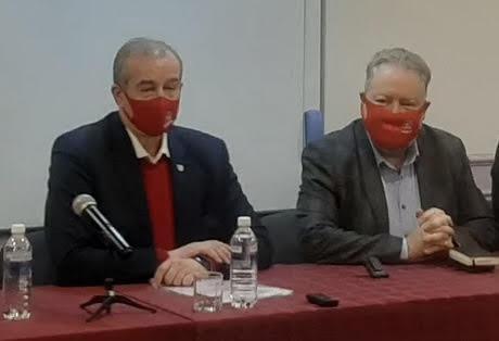 С.П. Обухов провёл встречи  с партийным активом и депутатским корпусом КПРФ в Иркутской области