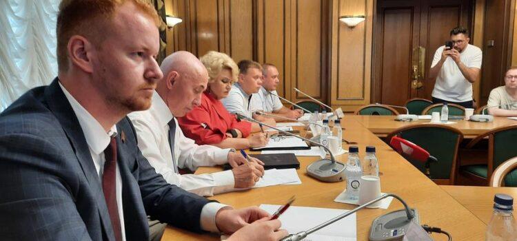 Денис Парфенов: «Работники метрополитена против принудительной вакцинации»!
